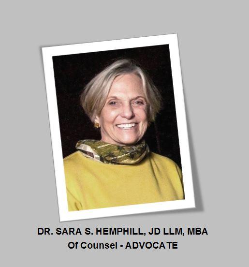 Dr. Sara Hemphill